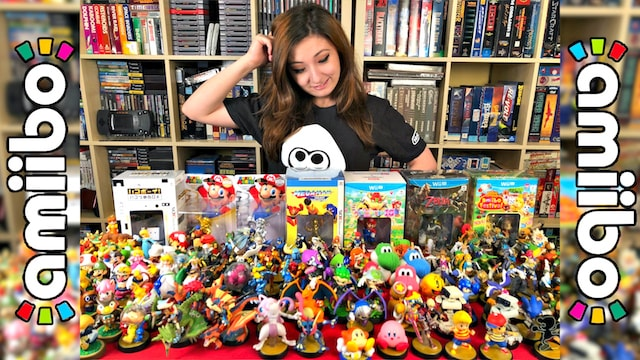 INSANE Nintendo Amiibo Collecting – Kelsey's Collection