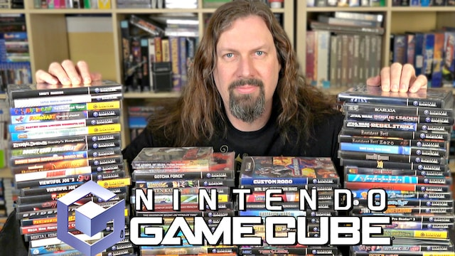 GameCube Game Collection – 70+ Games