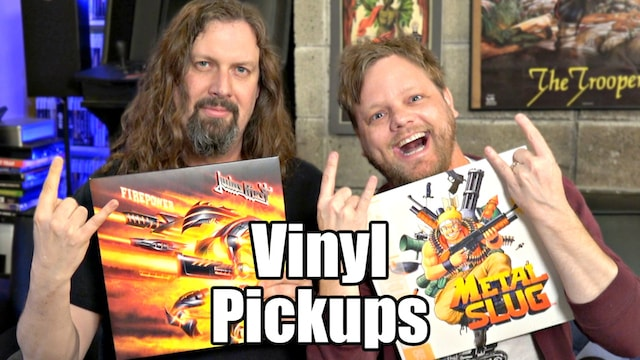Music Vinyl Pickups March 2018 – 20 Rock, Metal, Electronic & More!