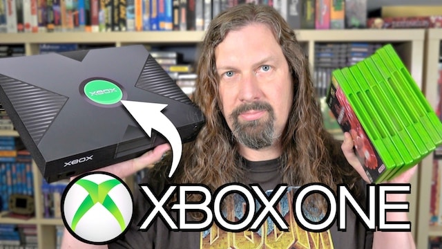 Original XBOX games on Xbox One w/skin & Duke controller – I can't help myself!