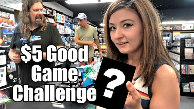 Seattle Game Hunting – $5 Good Game Challenge