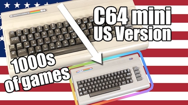 C64 Mini got 100x better! A longtime fans perspective – Load your own games!