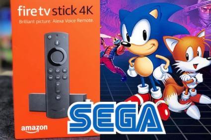 Sega Classics on Amazon Fire TV. Is it GOOD or Bad…or the FUTURE?!