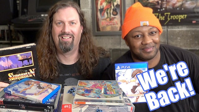 ** WE'RE BACK! ** Recent Game Pickups – 30 Games (Switch, PS4, Dreamcast, PC & More!)
