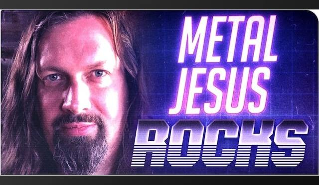 Metal Jesus SPEAKS! (Rockin' 2019 Interview)