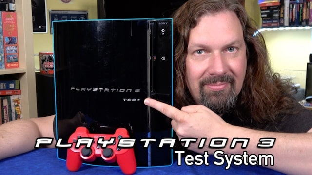 PS3 Test system – Plays PS1, PS2 & PS3 Games (All Regions) + Developer Tools. Is it WORTH IT?