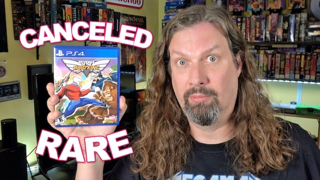 Rarest PS4 Game? Got a physical version…but was CANCELED. Get YOURS!