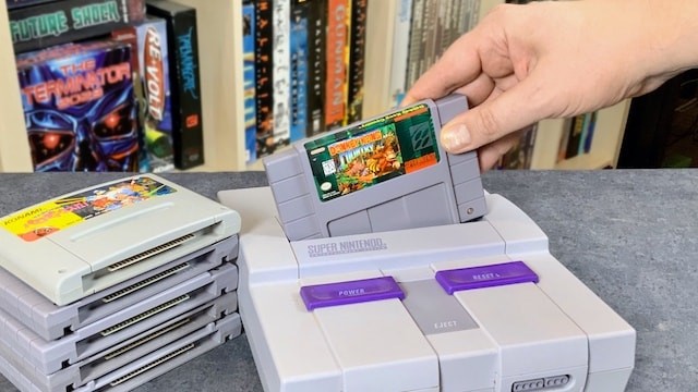 The SNES Games I STILL PLAY all the time!