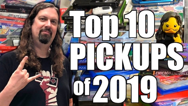 Metal Jesus TOP 10 PICKUPS of 2019