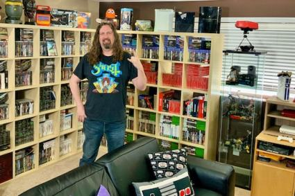 **YES!!** New Game Room Tour 2020