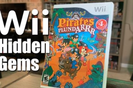 Wii HIDDEN GEMS – 9 More Games for the Collection!