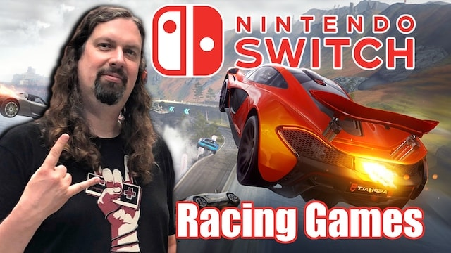8 GREAT Nintendo Switch RACING GAMES worth buying NOW!
