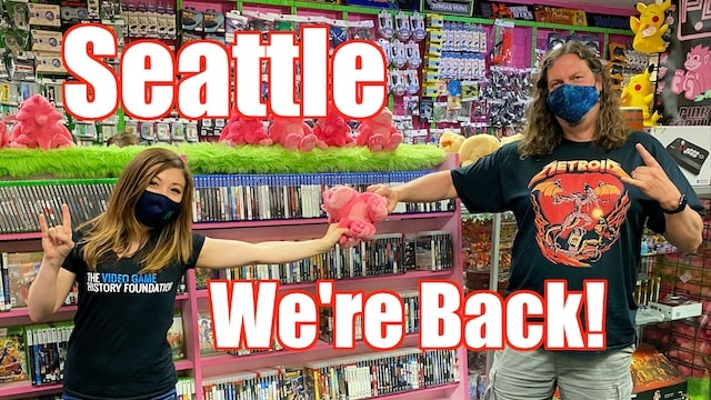 SEATTLE GAME HUNTING during a Pandemic + PICKUPS
