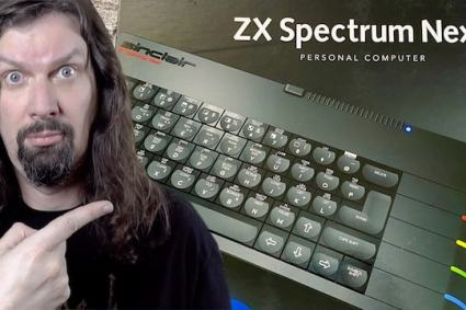ZX Spectrum Next Impressions – An American Perspective
