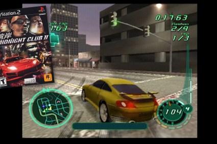 Midnight Club II (PS2) – RockStar!