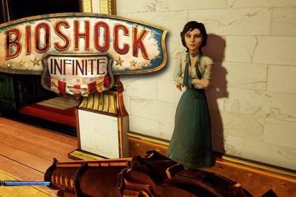 Bioshock Infinite (Switch) – Plays SO GOOD on Switch!