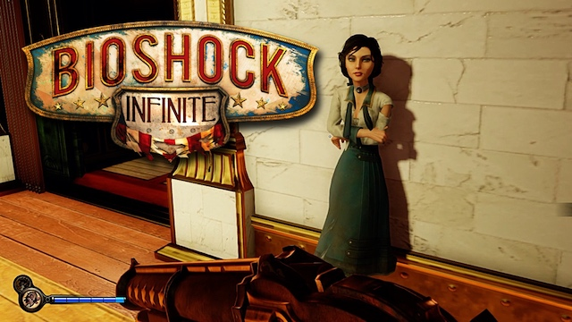 Bioshock Infinite (Switch) – Plays SO GOOD on Switch!