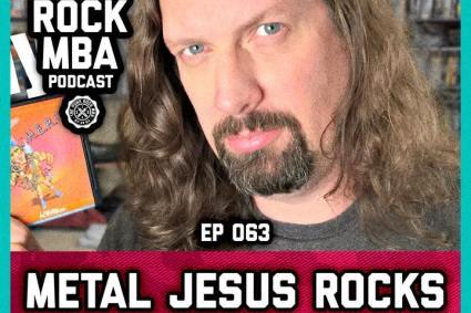 Metal Jesus Rocks (YouTuber) on The Punk Rock MBA Podcast