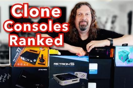 Clone Consoles Ranked BEST & WORST
