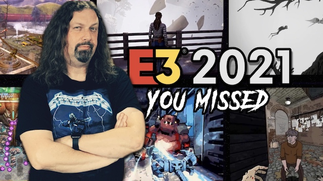 E3 Game Reveals You (probably) MISSED!