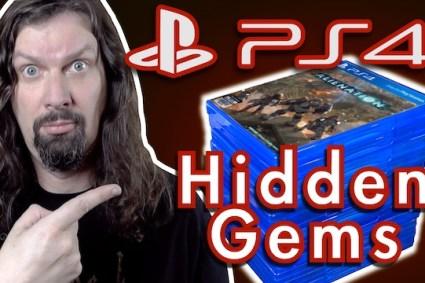 PlayStation 4 / PS4 Games – 7 HIDDEN GEMS