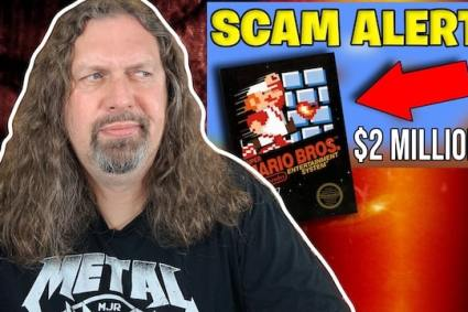 The Mario Scam & Retro Game Bubbles – it affects me (and you too)