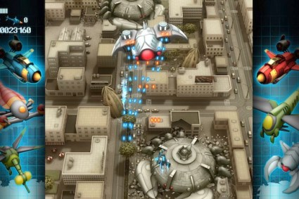 FullBlast (PS4/PS5) – 3D Shoot em up Review + Game Play