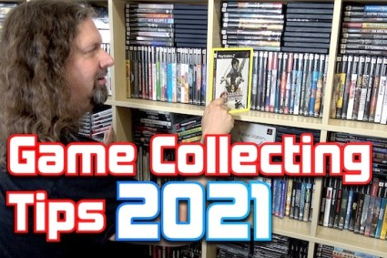 Video Game Collecting Tips for 2021 – Don't get discouraged!