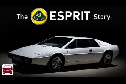 Lotus' 4-cylinder SUPERCAR!