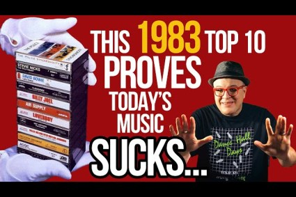 What Happened To Music? This Week In the 80s Based On All-Time Performance | Professor of Rock