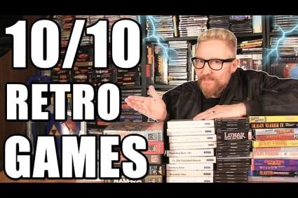 10/10 RETRO GAMES 6 – Happy Console Gamer