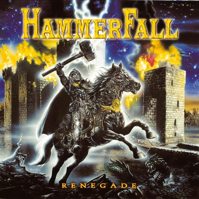 Image result for HammerFall – Renegade