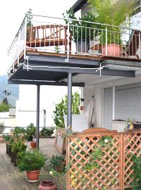 Balkone Erweiterungen