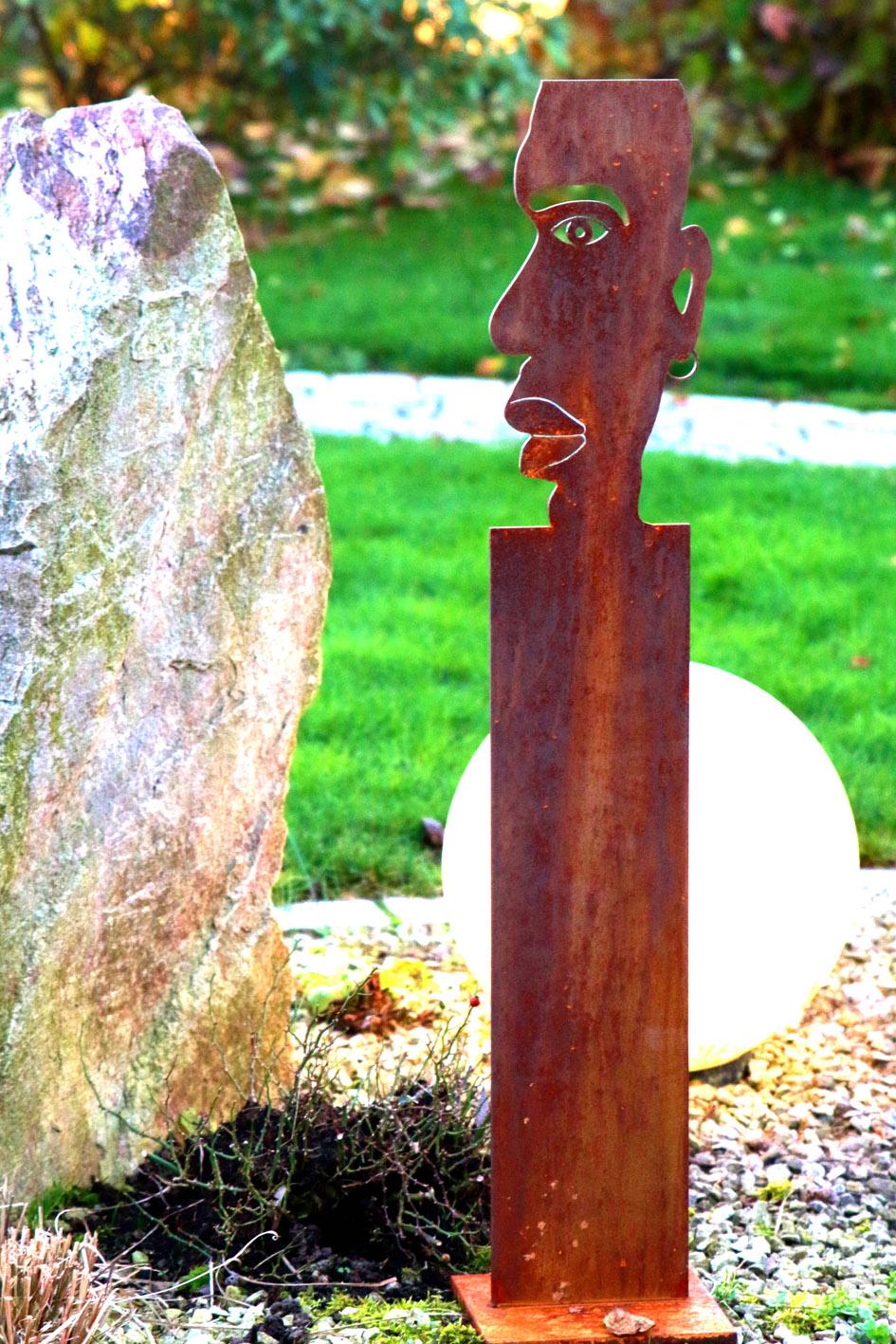 Garten dekoration aus stahl edelstahl metallbau for Dekoration garten