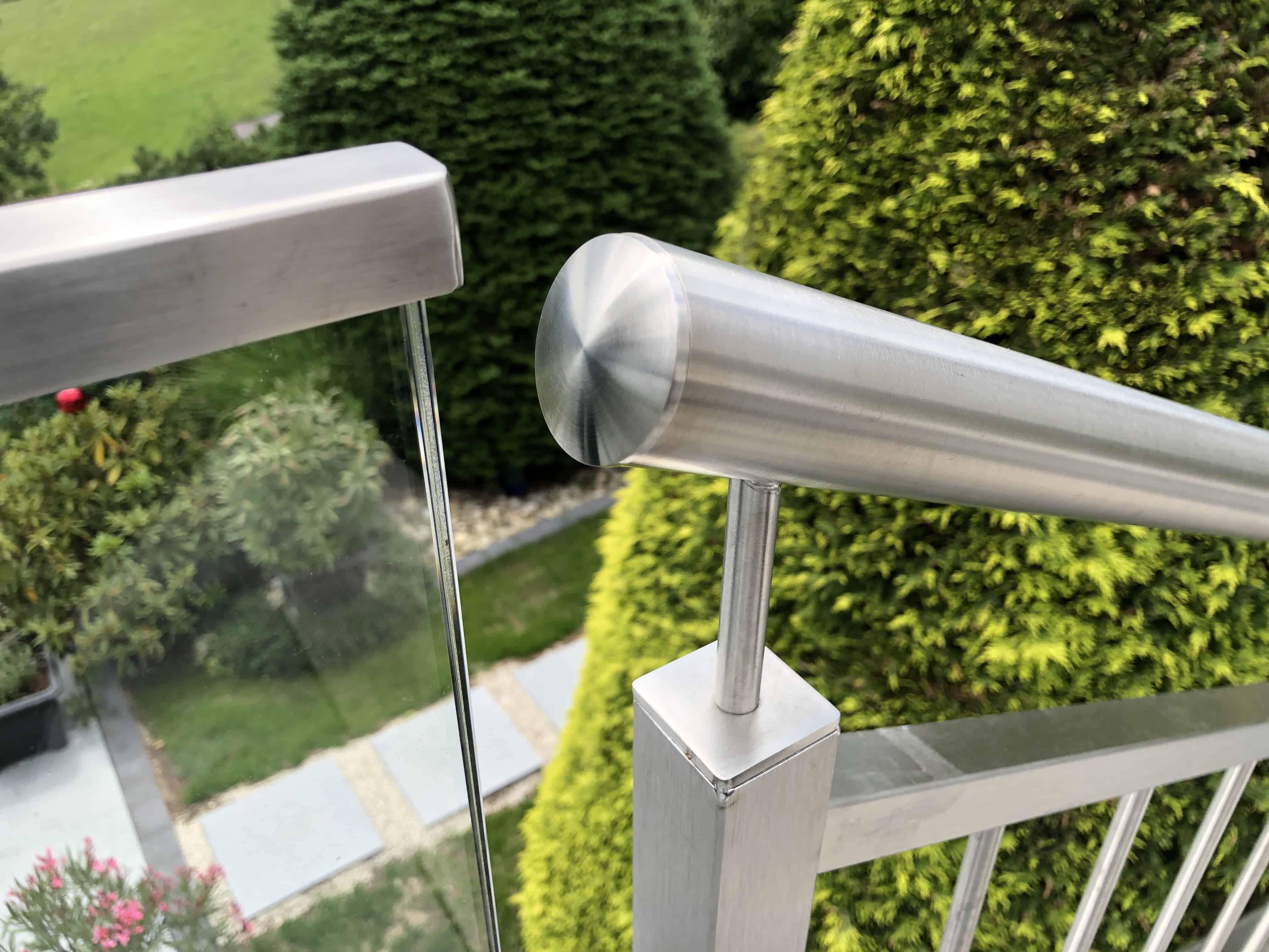 Geländer aus Linz Metallia