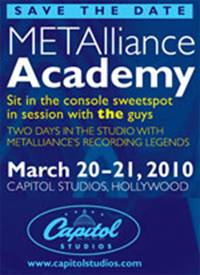 METAlliance Academy Convenes at Capitol Studios in Hollywood
