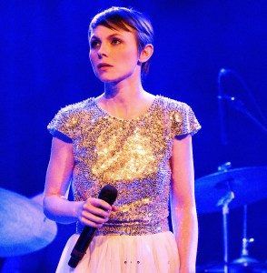 METAlliance Academy Records Kat Edmonson in NYC
