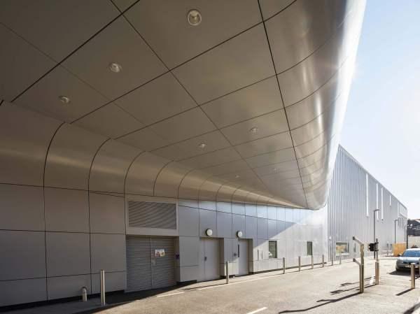 Aluminium Fascia Panels & Aluminum Soffits Metalline