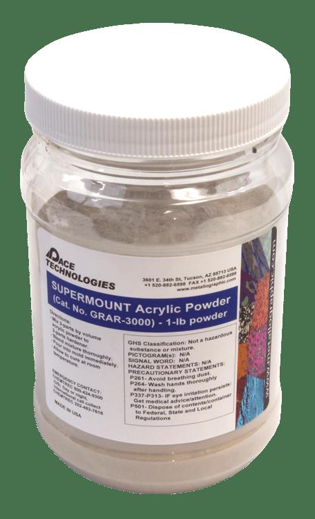 Acrylic Msds Resin Powder Liquid