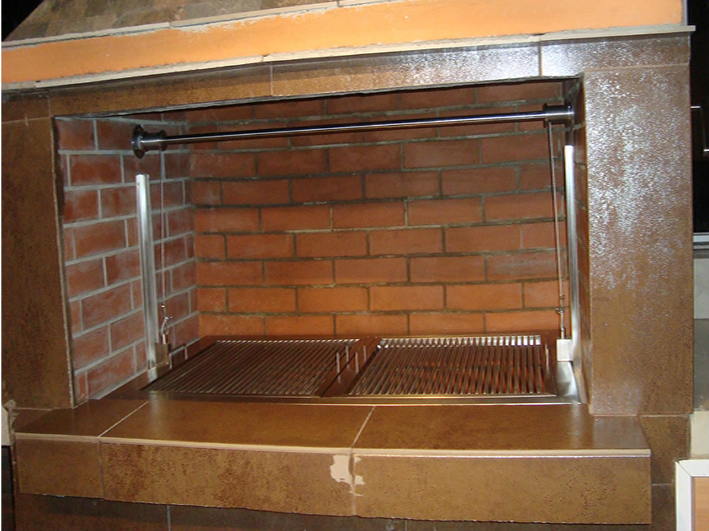 Parrillas BBQ  Parrillas para asados  Metalmachine