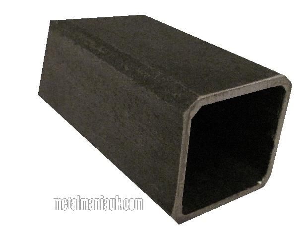 Square Box Section Steel 90mm X 90mm X 5mm