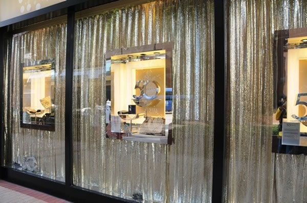 Metal Wire Mesh Curtains – Decorative Fabrics For Interior And