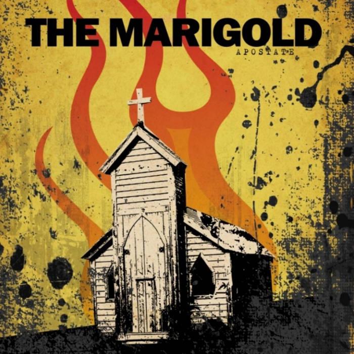 THE MARIGOLD - Apostate cover