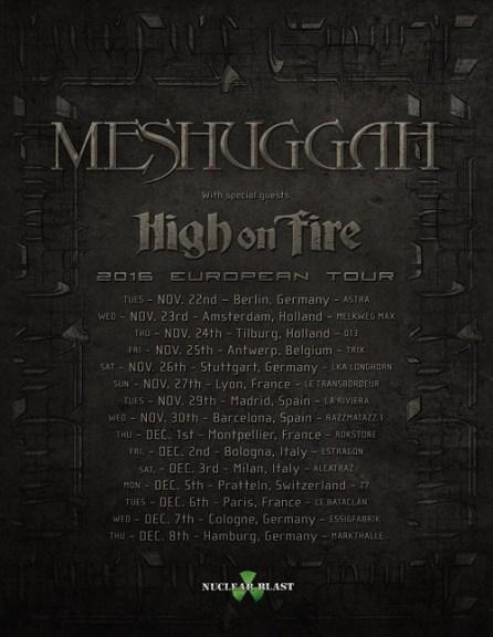 Meshuggah 2