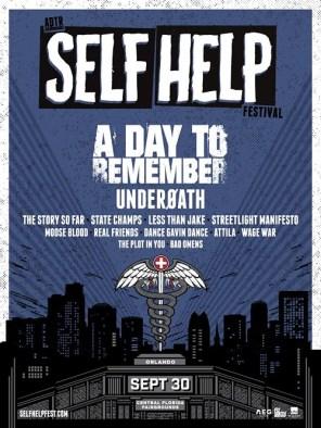 Self Help Fest 8