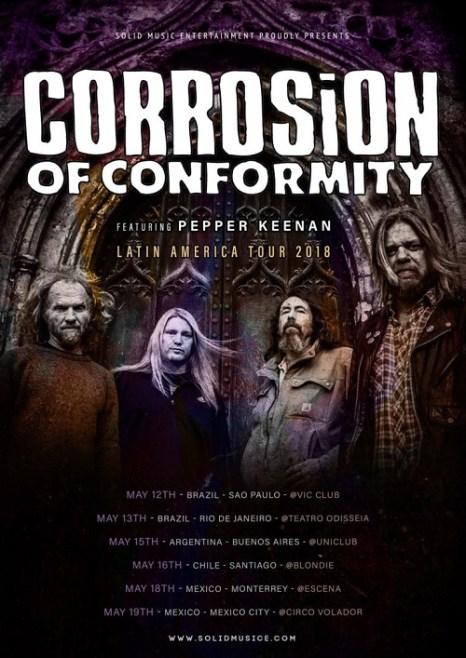Corrosion Of Conformity 8