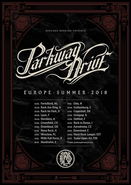 Parkway Drive 12