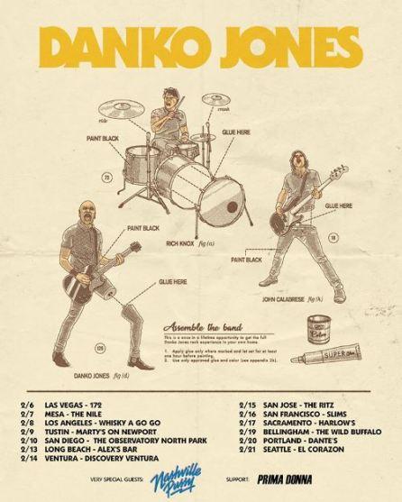 Danko Jones 5