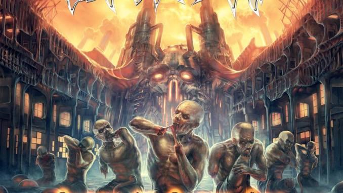 Exodus - Blood In Blood Out album artwork