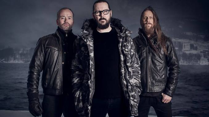 Emperor hit the main stage at Bloodstock 2018